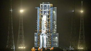 Çin uzay görevi