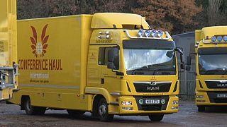 Les transporteurs britanniques inquiets