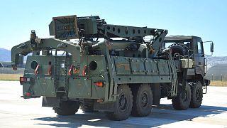 سامانه دفاع هوایی «اس ۴۰۰»