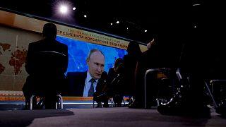 Rusya Devlet Başkanı