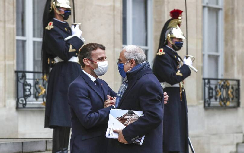 Michel Euler/Copyright 2020 The Associated Press. All rights reserved