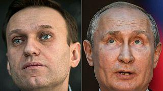 بوتين ونافالني