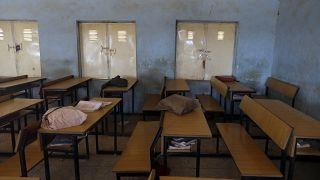 مدرسهای در نیجریه