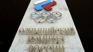 Russland darf zwei Jahre lang nicht an den Olympischen Spielen teilnehmen