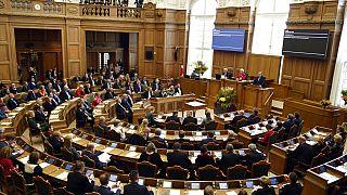 Το κοινοβούλιο της Δανίας (φωτογραφία αρχείου)