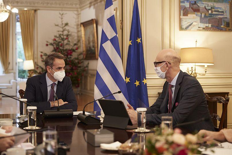 Dimitris Papamitsos/Γραφείο Τύπου Πρωθυπουργού Ελλάδας