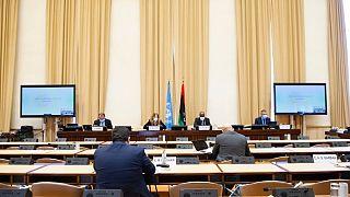 UNSMIL, 24 Aralık 2021'de yapılması planlanan seçimlere hazırlık amacıyla hukuk komitesi kurulduğunu açıkladı