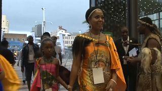 Nomcebo Zikode, artiste féminine aux KZN Awards