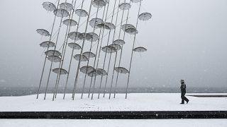 Greece - winter