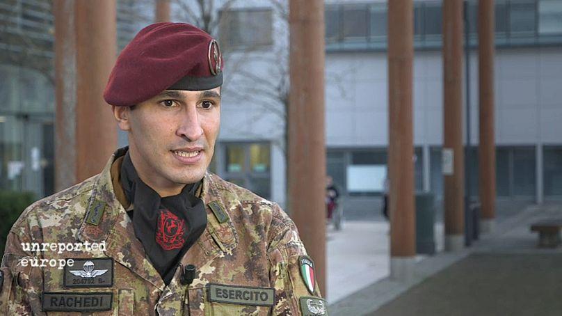 Captain Karim Rachedi