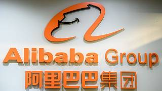 مجموعة علي بابا الصينية