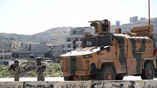 Suriye'de TSK mensubu askerler / ARŞİV