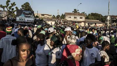 Guinée : un membre de l'UFDG meurt en prison, l'opposition endeuillée