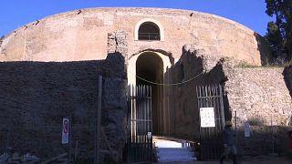Das Augustus-Mausoleum war lange in Vergessenheit geraten. Nun wird es in neuem Gewand wiedereröffnet
