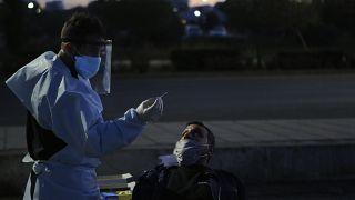 Έξαρση της πανδημίας στην Κύπρο - ΦΩΤΟ ΑΡΧΕΙΟΥ