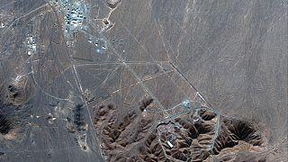 AP fotoğraflarını paylaştı: İran yer altında nükleer tesis inşasına başladı