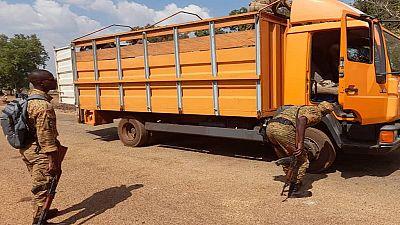 Importante saisie de produits de contrebande en Afrique de l'Ouest
