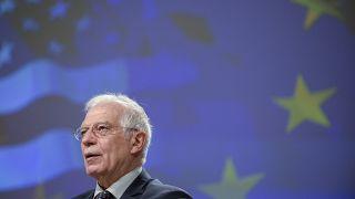 European Union foreign policy chief Josep Borrell