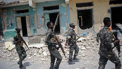 Six morts dans un attentat visant le Premier ministre somalien