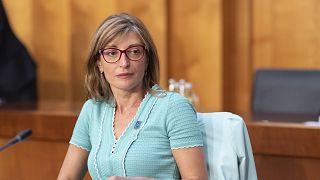 Bulgaristan Dışişleri Bakanı Ekaterina Zaharieva