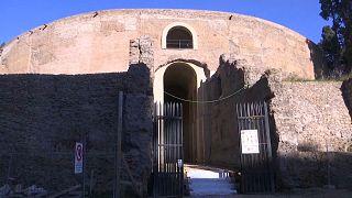 Nueva vida para el gran mausoleo de Augusto en Roma tras décadas de abandono