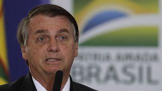 الرئيس البرازيلي الشعبوي جايير بولسونارو