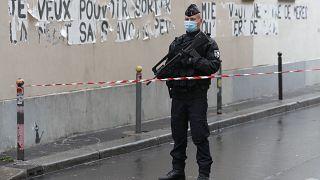 Paris'te Nicolas-Appert caddesindeki saldırıda iki gazeteci bıçaklanmıştı