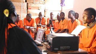 Zambie : enrôlement des détenus en vue des élections