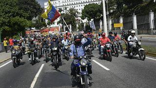 واشنطن تفرض عقوبات على شركة ساهمت في تنظيم الانتخابات في فنزويلا