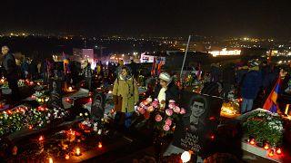 Staatstrauer in Armenien
