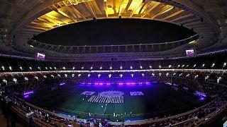استادیوم جدید قطر برای بازیهای جام جهانی فوتبال ۲۰۲۲