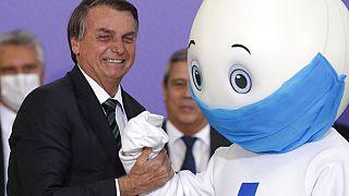 Brezilya Devlet Başkanı Jair Bolsonaro geçtiğimiz günlerde söylediği homofobik sözler sebebiyle oldukça eleştirilmişti.