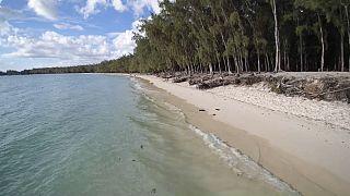 Cinq mois après la marée noire, Maurice rouvre le parc marin de Blue-Bay