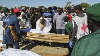 Suicide Bomb Attack by Teenage Girl in Borno Nigeria