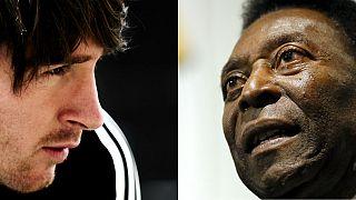 Messi / Pele