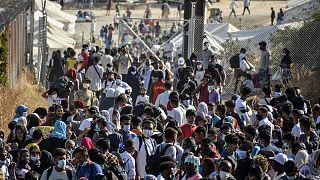 Yunanistan'daki mülteciler
