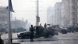 انفجار خودرو بمب گذاری شده در افغانستان دست کم ۸ کشته به جا گذاشت