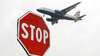 یک هواپیمای بریتیش ایرویز
