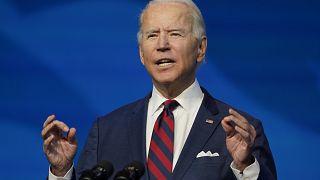 Joe Biden megválasztott amerikai elnök szombaton bemutatta leendő kormányának környezet- és klímavédelmi feladatokra jelölt tisztségviselőit