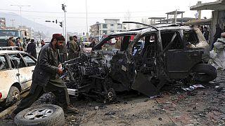 Egy parlamenti képviselő is megsérült az autóba rejtett pokolgép robbantásban.
