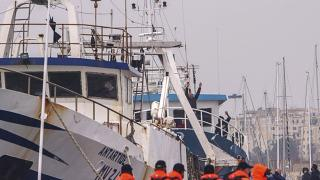 Ya están en casa los 18 pescadores italianos arrestados durante 90 días en Libia