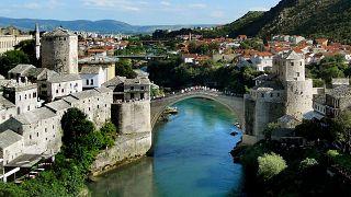 ARCHÍV: Mostar (Bosznia-Hercegovina), 2014. augusztus 1.