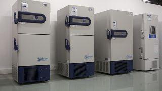 Τα ψυγεία όπου θα φυλάσσονται τα εμβόλια κατά του κορονοϊού