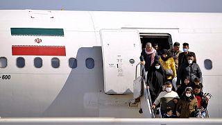 مسافران ایرانی