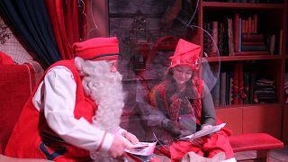 Grenzenloses Christfest: Weihnachtsmann darf reisen
