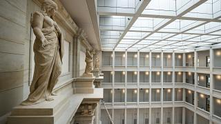 Megnyitott Berlin legújabb múzeuma, a Humboldt Fórum