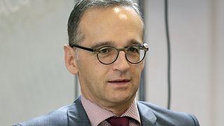 Almanya Dışişleri Bakanı Heiko Mass (arşiv)