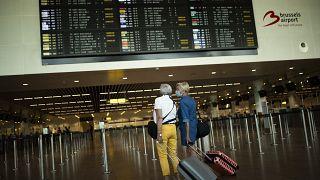 مطار زافنتام/بروكسل تموز/يوليو 2020