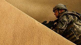 نیروی نظامی آمریکا در بغداد