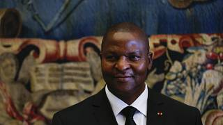 CAR: A Look at President Re-elect Hopeful Faustin Archangel Touadéra